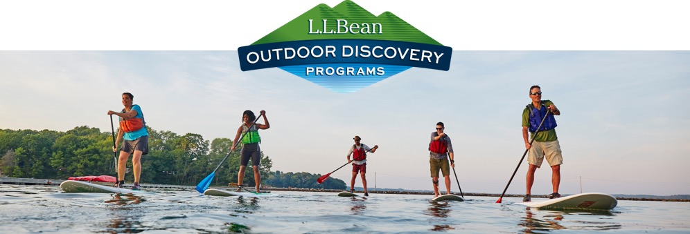 L.L. Bean Outdoor Discovery Programs