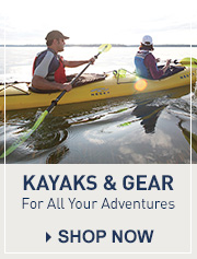Kayaking Courses, Trips and Tours. Kayaks & Gear. Discover a new reason to love the water.