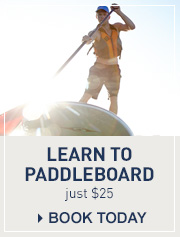New paddling adventure. Introduction to Stand-Up Paddleboarding.