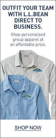 Outfit your team with L.L.Bean Direct to Business. Shop personalized group apparel at an affordable price.