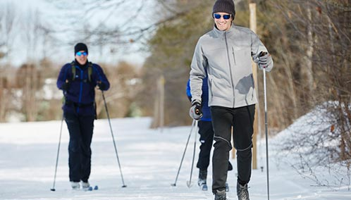 Come Out and Enjoy Some Winter Fun. Kick-start winter by learning how to cross-country ski or skate ski – lessons start at just $25. Sign up today.