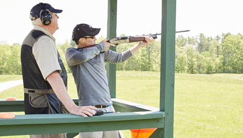 The Ultimate Fast-Paced Fun. Start breaking clay pigeons after a shooting lesson with our world-class experts or enjoy a round of 5-Stand Sporting Clays. Sign up today.