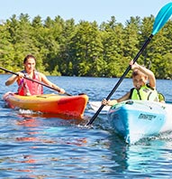 INTRO TO RECREATIONAL KAYAKING COURSE