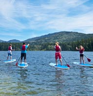 TEENS' KAYAKING AND SUP ADVENTURE DAY