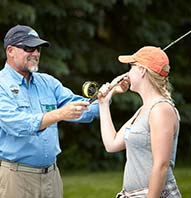 INTRO TO FLY-CASTING SKILLS COURSES