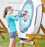 INTRODUCTION TO ARCHERY COURSE