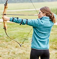 $25 ARCHERY DISCOVERY COURSE