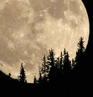FULL-MOON HIKING TOUR