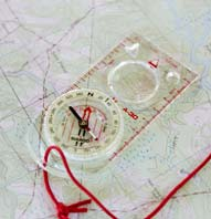 INTRO TO MAP AND COMPASS SKILLS