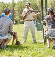 INTRO TO SHOTGUN SPORTS COURSE