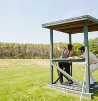 $25 SPORTING CLAYS DISCOVERY COURSE
