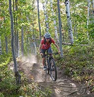 INTRODUCTION TO MOUNTAIN BIKING