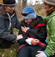 WILDERNESS ADVANCED FIRST-AID COURSE (WAFA)