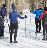 $25 CROSS-COUNTRY SKIING DISCOVERY COURSE