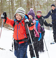 L.L.BEAN KIDS WINTER ADVENTURE DAY