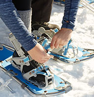 $25 SNOWSHOEING DISCOVERY COURSE