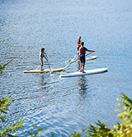 ONE-NIGHT MAINE KAYAK AND PADDLEBOARD TRIP