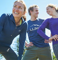 L.L.BEAN BOOT CAMP