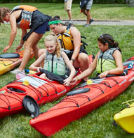L.L.BEAN SUMMER KIDS' CAMP – WEEKLY