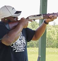 FIVE-STAND SPORTING CLAYS