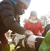 WILDERNESS FIRST AID & CERTIFICATION COURSES