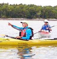 BIRDING KAYAK TOUR AT JOHN HEINZ NATIONAL WILDLIFE REFUGE