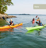 GUIDED BIRDING KAYAK TOUR