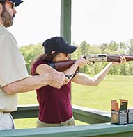 INTRODUCTION TO SHOTGUN SPORTS