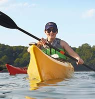 $25 KAYAK DISCOVERY COURSE