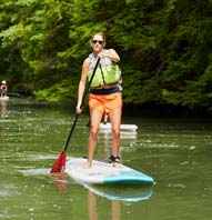 $25 STAND-UP PADDLEBOARDING DISCOVERY COURSE