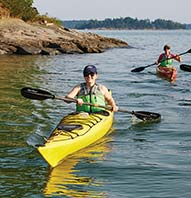 INTRO TO SEA KAYAKING COMBO COURSE