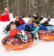 L.L.BEAN KIDS' WINTER ADVENTURE DAY