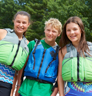 TEEN ADVENTURES CANOE TRIP