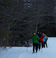 STARLIGHT CROSS-COUNTRY SKI TOUR