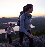 ACADIA BIKE AND HIKE CAMPING TRIPS