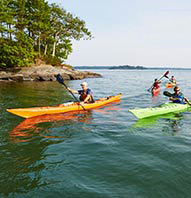 $25 FAMILY KAYAKING DISCOVERY COURSE