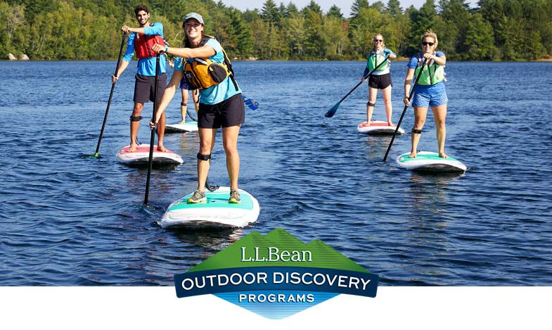 L.L.Bean Discovery Outdoor Programs