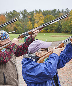 SHOOTING SPORTS & PRIVATE LESSONS