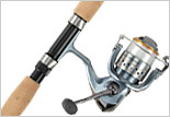 Spin Rods, Reels & Outfits from L.L.Bean