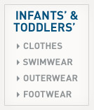 Infants' and Toddlers'