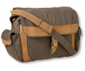 Sunwashed Canvas Messenger Bag