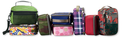 L.L.Bean Lunch Boxes and Accessories
