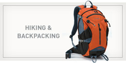 Hiking & Backpacking