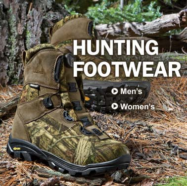 Hunting Footwear from L.L.Bean. Field Tested for Guaranteed Performance.