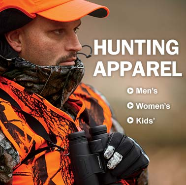 Hunting Apparel from L.L.Bean. Field Tested for Guaranteed Performance.