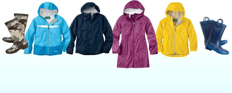 Outerwear- Rainwear  Boots