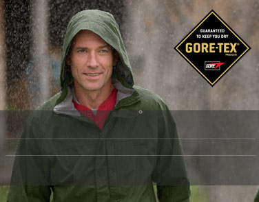 Stowaway Rainwear. Our Bestselling Gore-Tex Rainwear, from $169