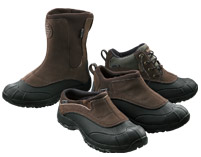 The Waterproof Protection of Rubber Boots, the Comfort of Sneakers