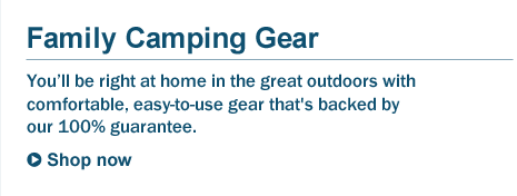 Family Camping Gear from L.L.Bean