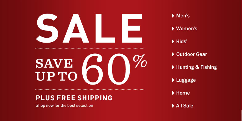 Sale. Save up to 60%. Plus Free Shipping. Shop now for the best selection.